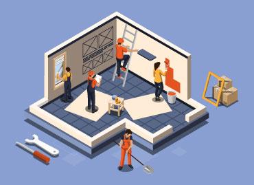 Rénovation et ancienneté du logement